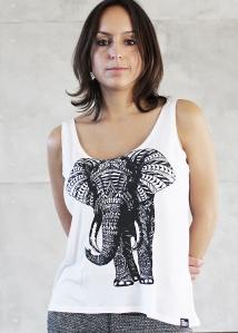elephant-women-white