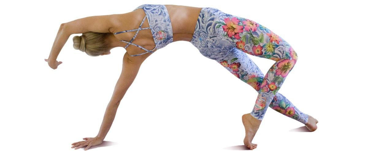 Magadi - knallbunte Yogawear aus Deutschland